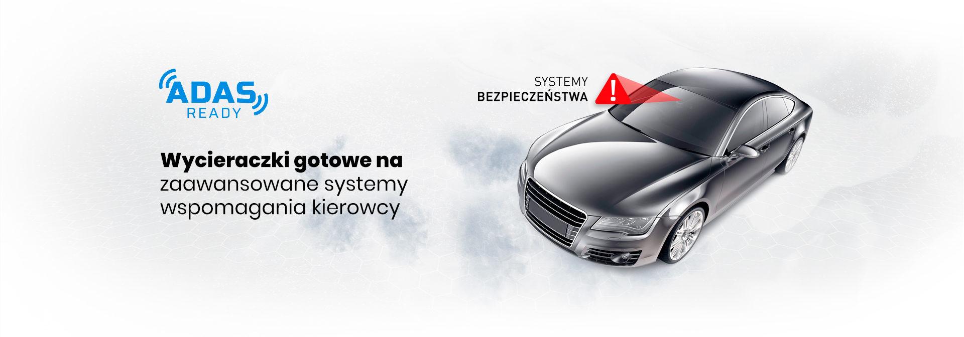 ADAS - Zawansowany system wspomagania kierowcy